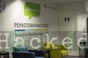 Vastaamo-Clinic-hacked