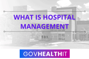 what is hospital management